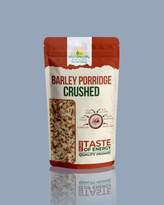 barley porridge crushed