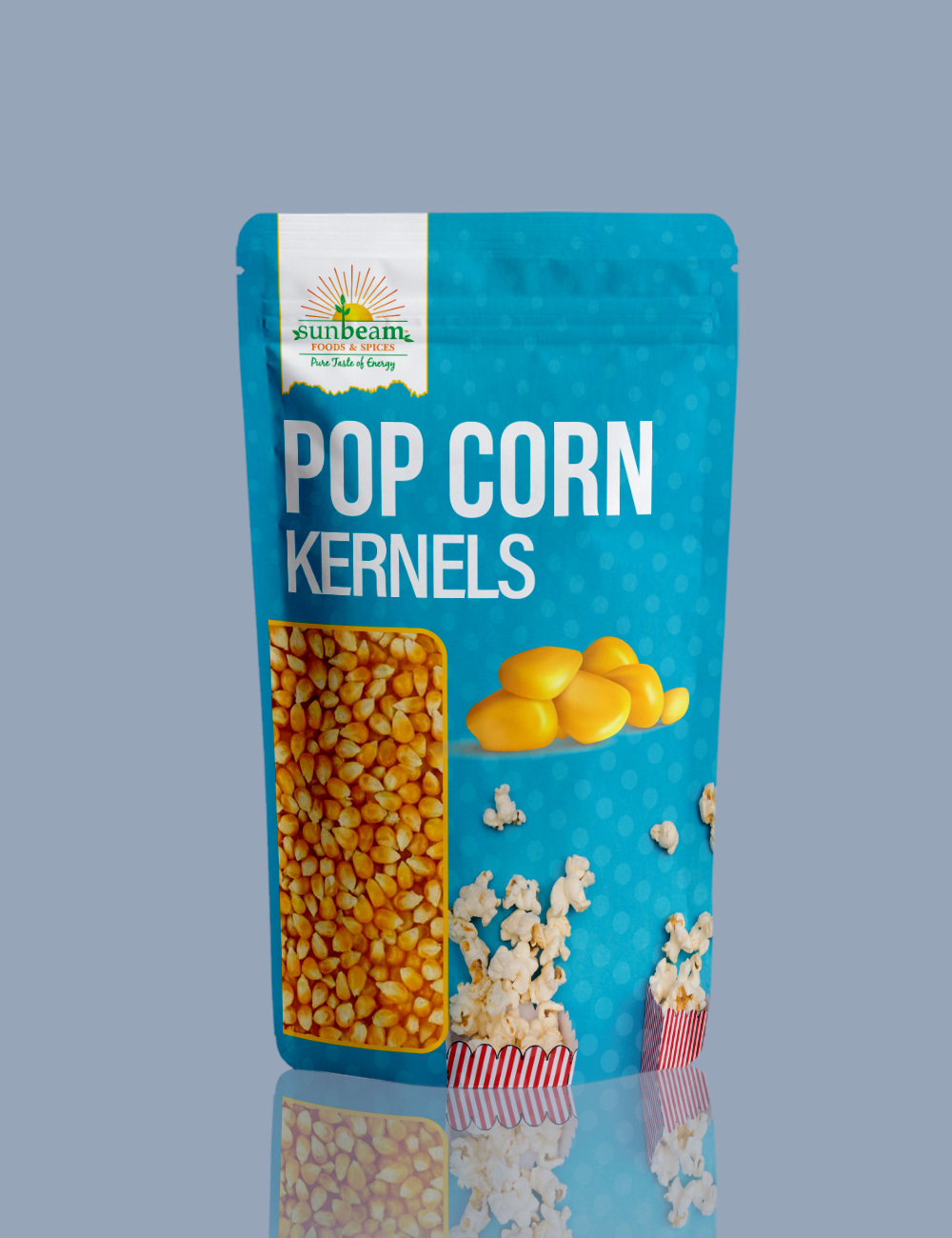 Kernel popcorn
