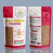 wheat porridge crushed