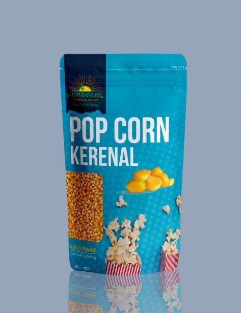 POPCORN KERNELS YELLOW