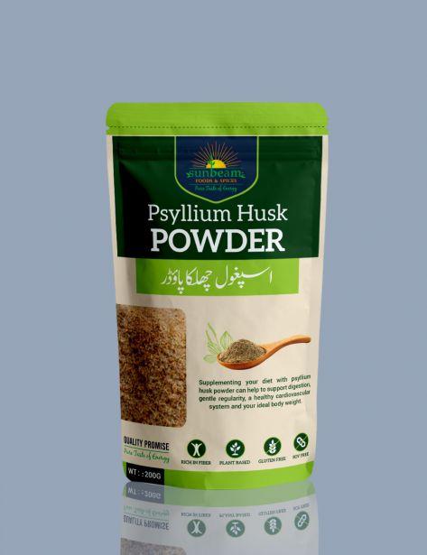 Psyllium Husk Powder – Ispaghol