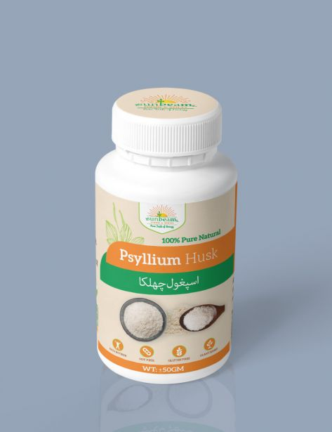 Psyllium Husk – Ispaghol – 50g
